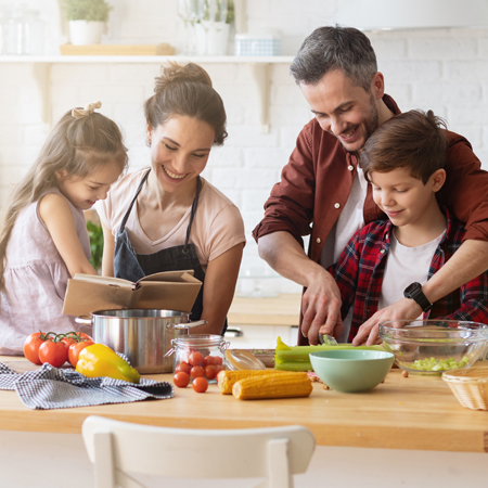 Test Genético Nutricional infantil + Coach Nutricional Familiar